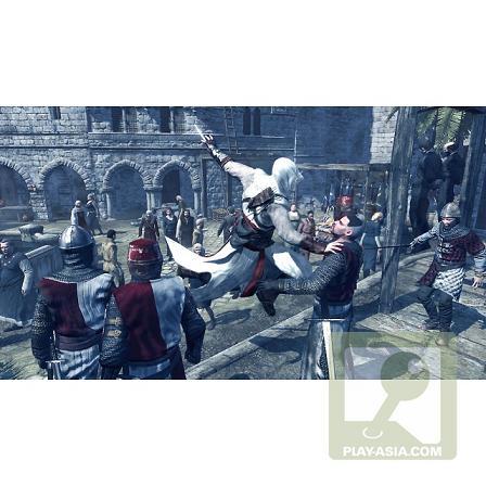 Imagen IN-Game del Juego xP